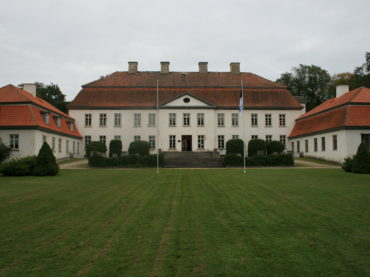 Restauzation of Suuremõisa Manor main house