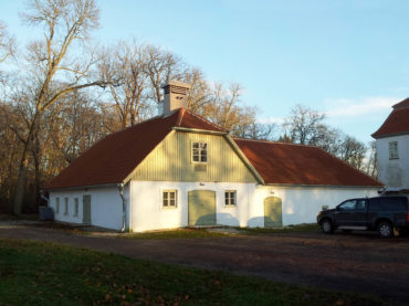 Maid's house in Suuremõisa castle