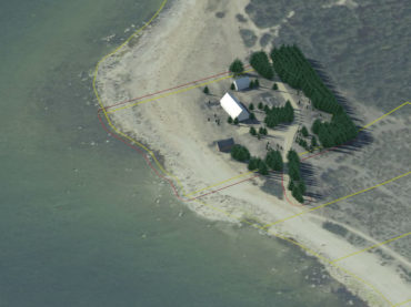 Detailed plan for Läänemere property