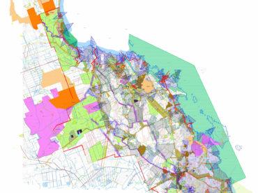 General planning of centre of Pühalepa parish