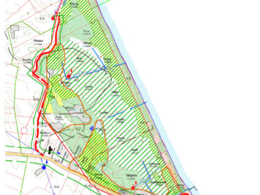 Comprehensive planning for Soela and Paaste recreation areas