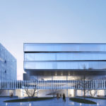 Architecture competition of a new TV house of Estonian Public Broadcasting