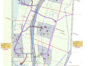 Detailed plan of Sambla and Rambla