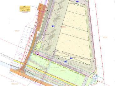Vana-Narva mnt 3 detailed plan