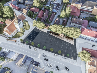 Paide central square architectural competition