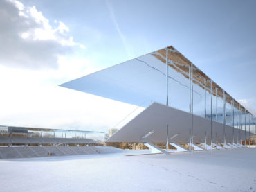 Kalev Central Stadium architecture competition